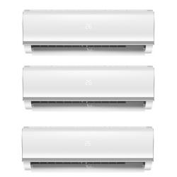 multi split trojitá klimatizace