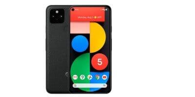 Recenze Google Pixel 5