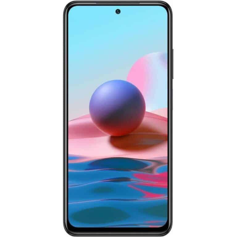 Xiaomi Redmi Note 10 - test