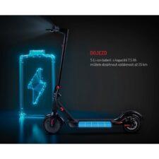 Sencor Scooter One dojezd elektrokoloběžky