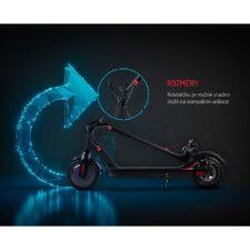 Sencor Scooter One rozměry elektrokoloběžky