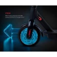 Sencor Scooter One výkon elektrokoloběžky