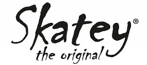 skatey logo značky
