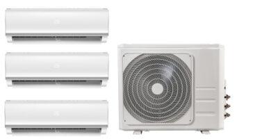 Recenze nástěnné klimatizace MideaComfee 3D-27K TRIO