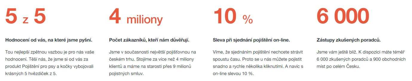 Česká pojišťovna pro psy