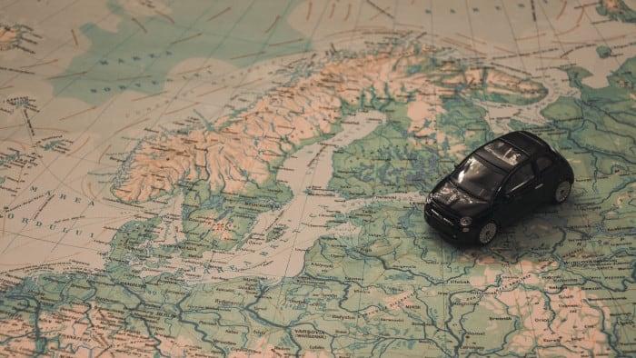 Zahraniční cesty v době pandemie