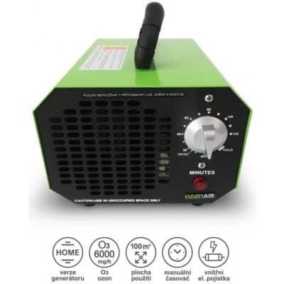 OzonAIR HM 6000 recenze