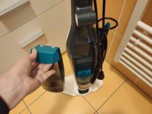 Recenze Leifheit parní čistič Clean Tenso 11910