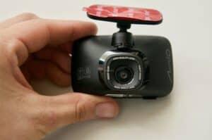 test autokamery MiVue 818