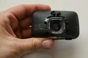 test autokamery Mio MiVue 818