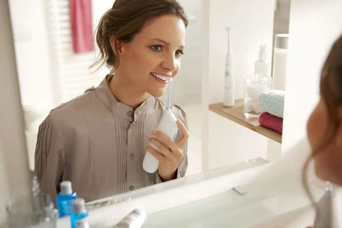 Jak používat ústní sprchu - Jak vybrat ústní sprchu