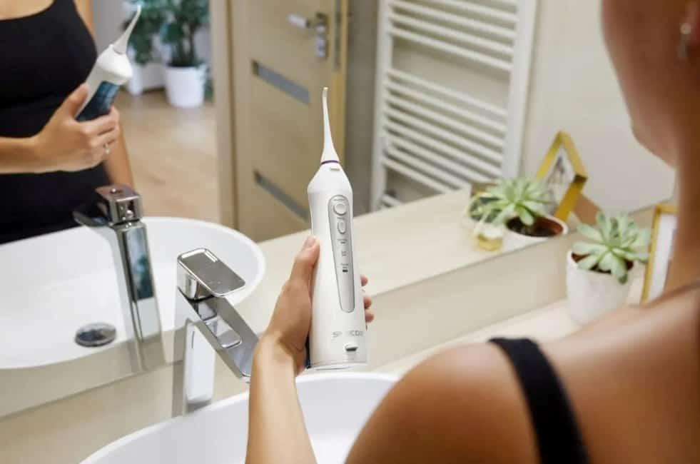 Zubní sprcha Sencor recenze