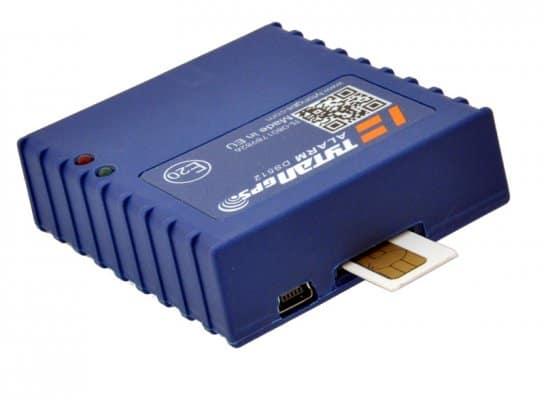 GSM autoalarm s pagerem recenze