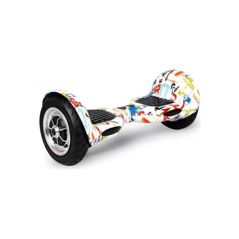 hoverboardy - elektrické vozítko