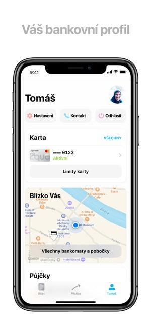 Equa bank - aplikace