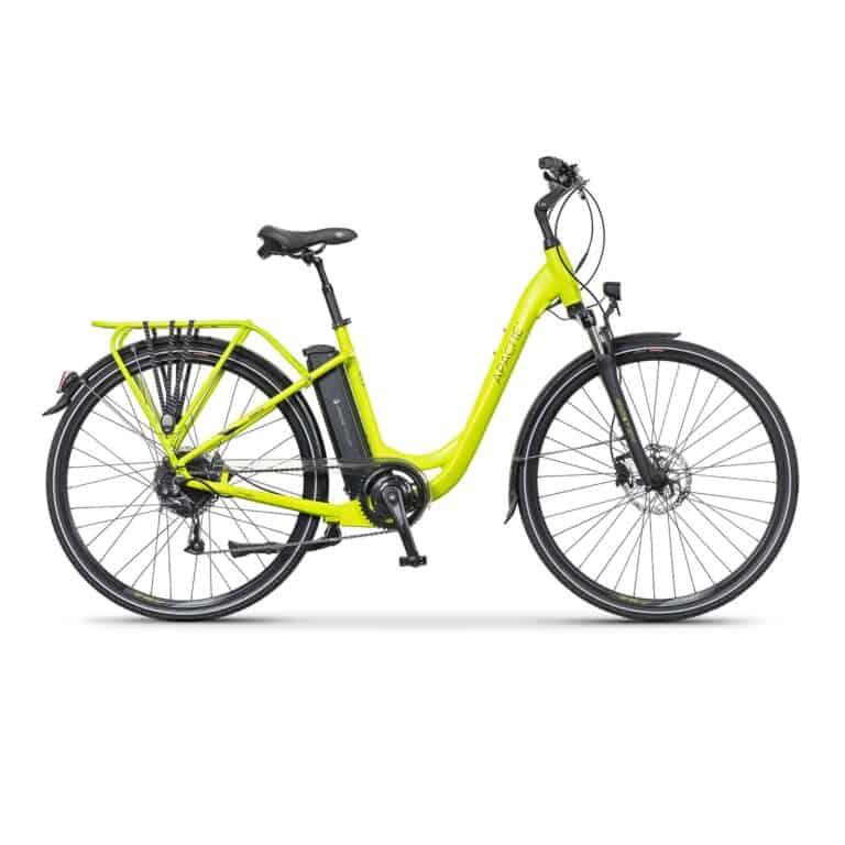 městská elektro kola