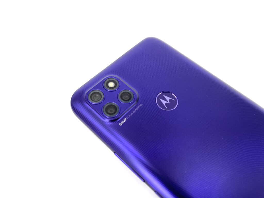 Fotoaparát a kamera - Motorola Moto G9