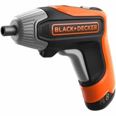 Recenze a test aku šroubováku Black & Decker BCF611CK