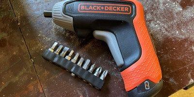 Recenze aku šroubováku Black & Decker BCF611CK