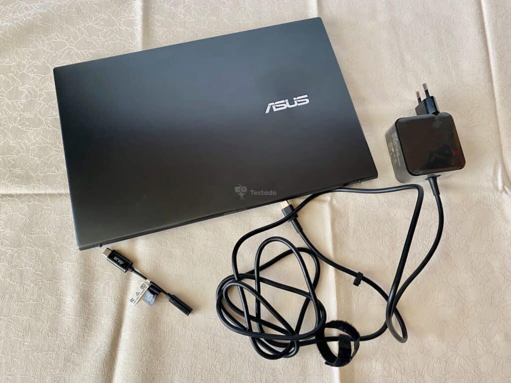 Obsah balení Asus ZenBook 13 OLED UX325