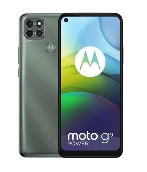 Motorola Moto G9 Power - test