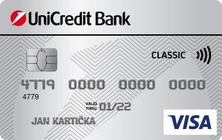 UniCredit Bank - karta