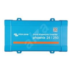 měnič Victron Phoenix 24/250, 24V/250VA