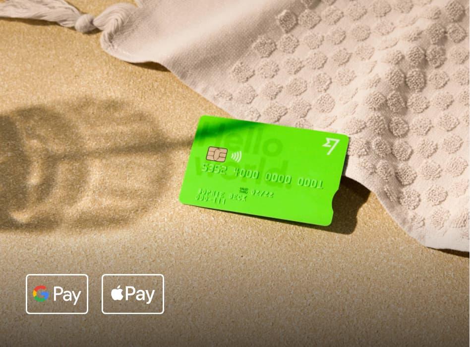 Wise platební karta recenze