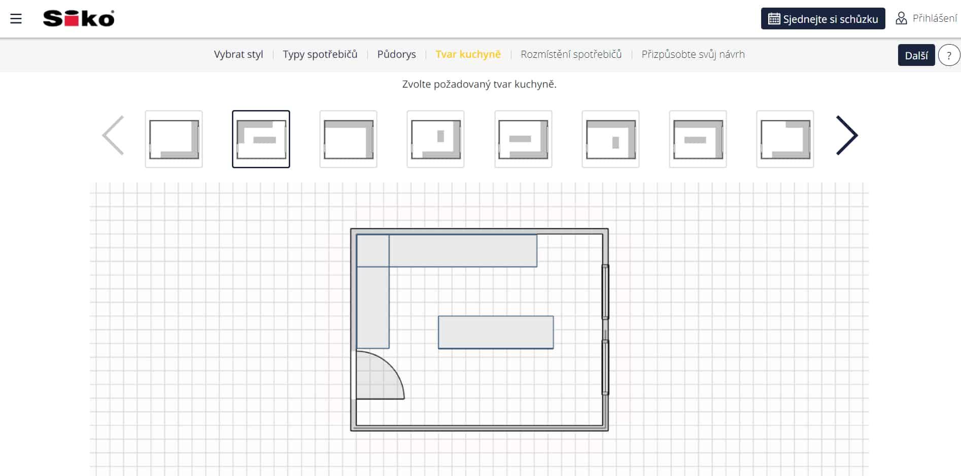 3D plánovač kuchyní Siko - recenze