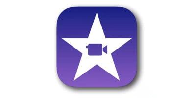 Apple iMovie program na stříhání videa zdarma recenze