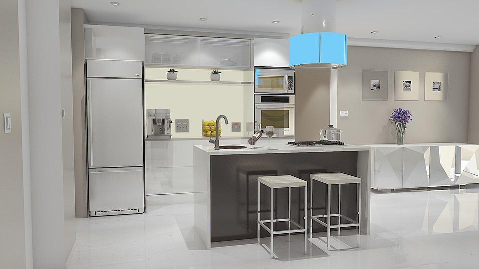 Design kuchyně - 3D návrh online zdarma
