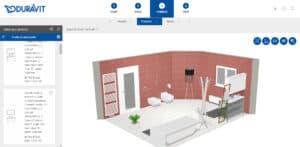 Duravit plánování koupelny online - recenze