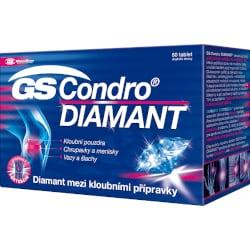 recenze GS Condro Diamant