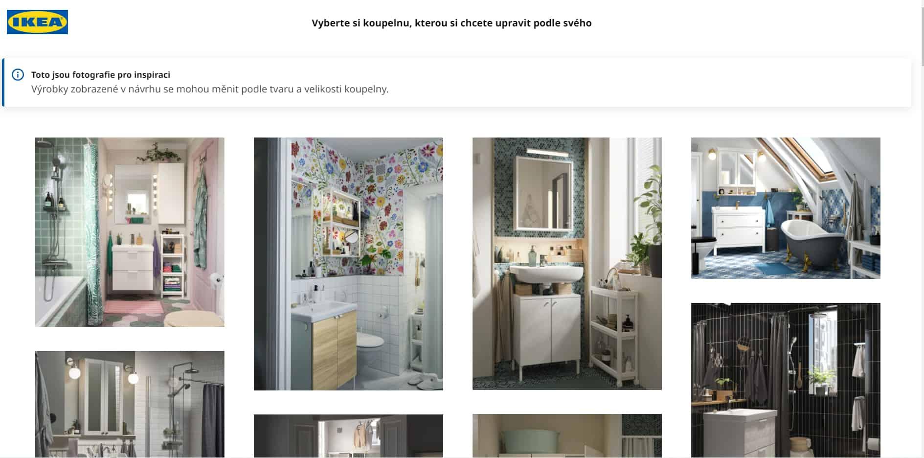 Ikea plánovač koupelen recenze - inspirace