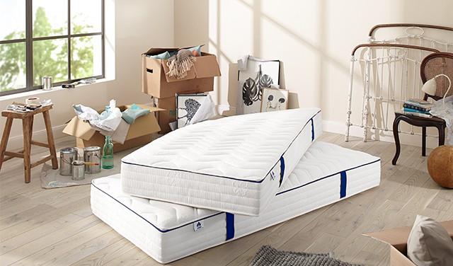 Kam vyhodit matraci - recyklace matrace