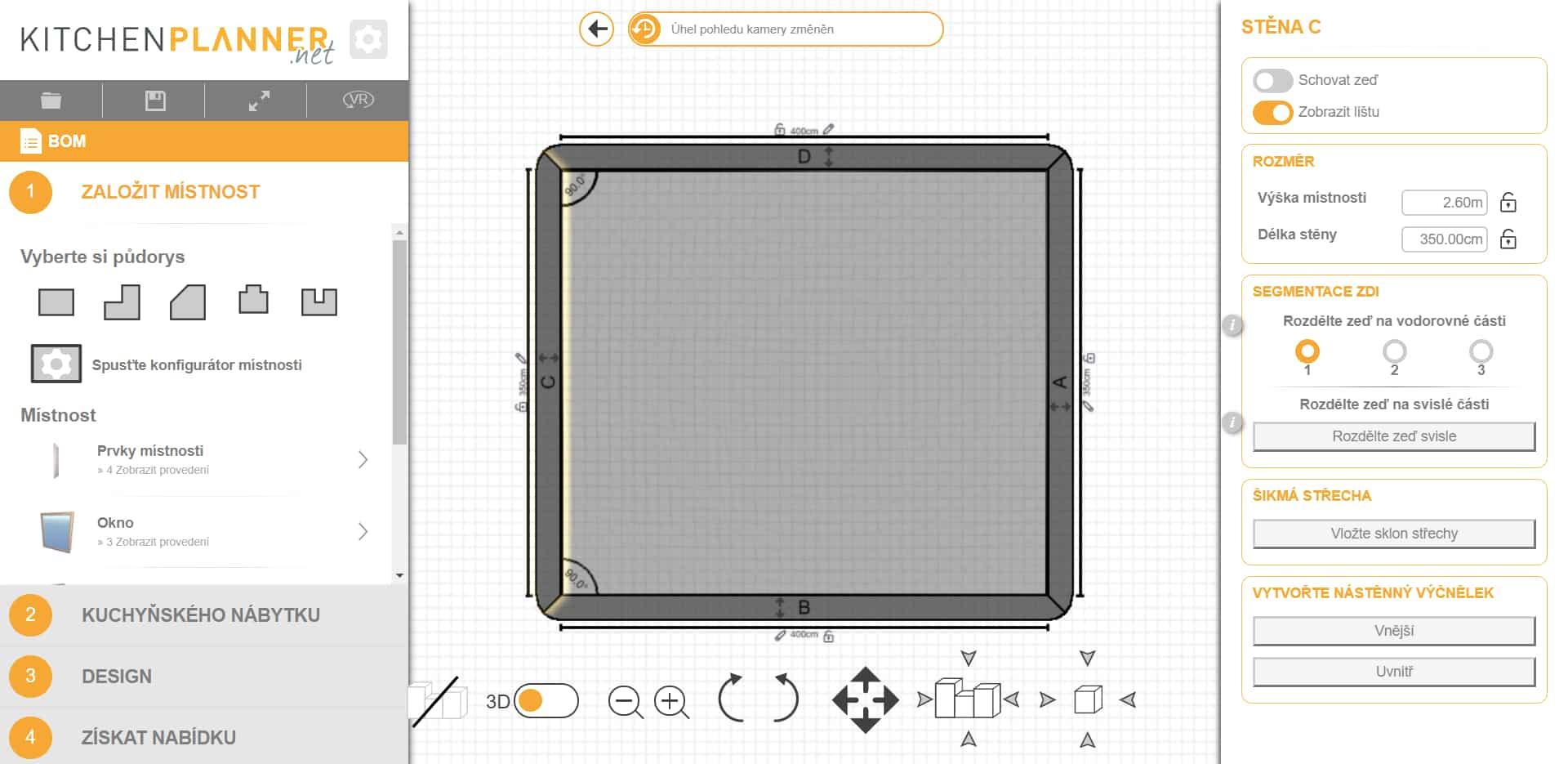 Kitchenplanner-net - plánovač kuchyní recenze