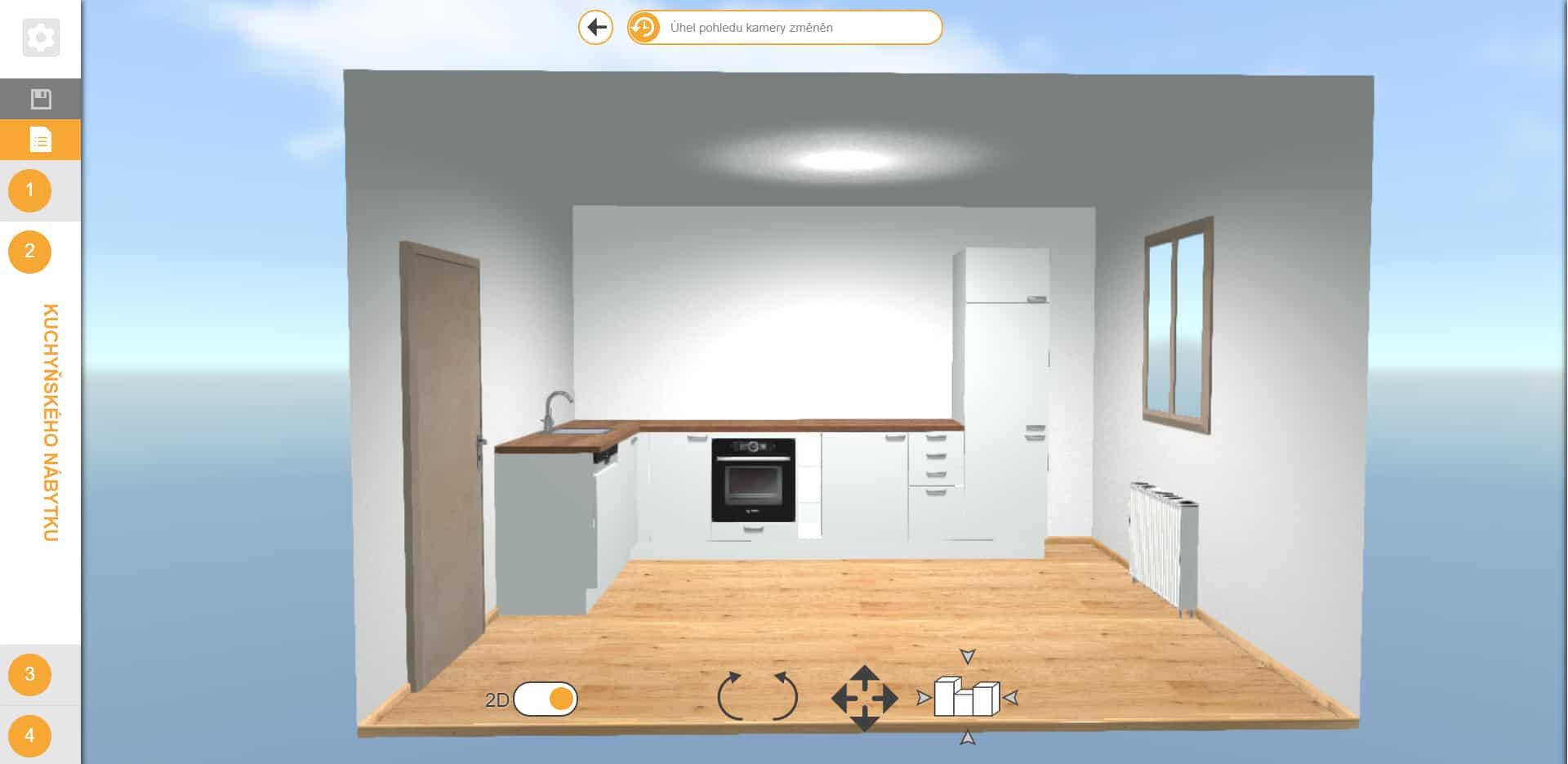 KitchenPlanner.net - návrh kuchyně zdarma recenze