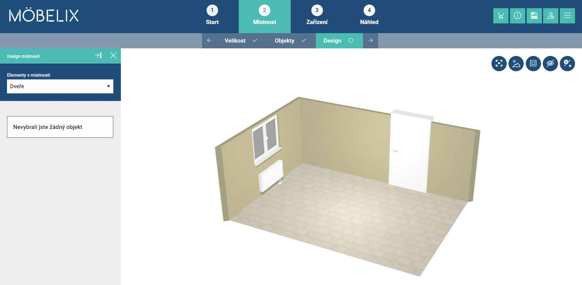 Möbelix 3D plánovač kuchyní - srovnání
