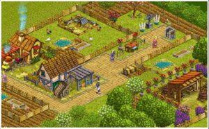 My Little Farmies online hra