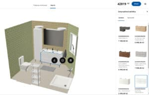 Ikea planovač koupelen recenze