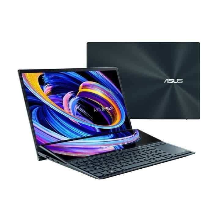 Asus ZenBook Duo 14 UX 482E