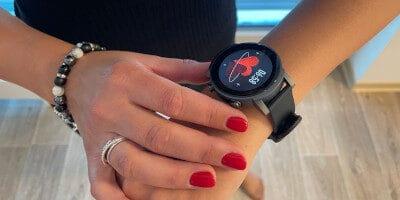Recenze chytrých hodinek TicWatch E3