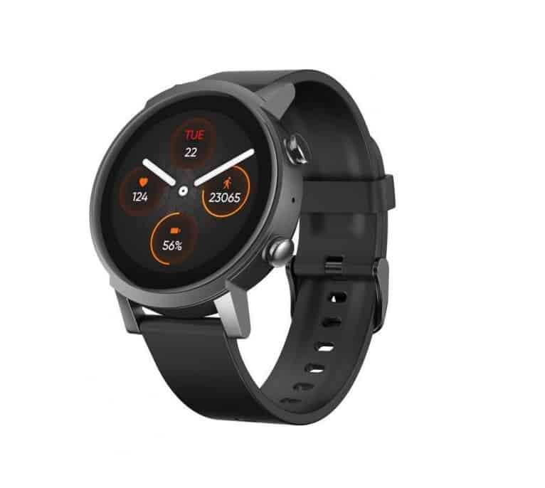 test chytrých hodinek TicWatch E3