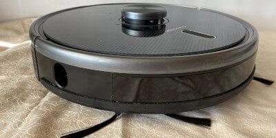 Recenze robotického vysavače s mopem Concept VR3210