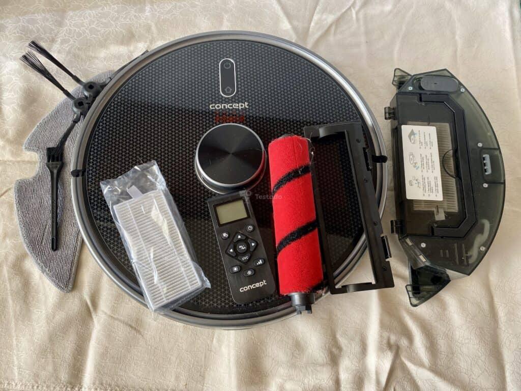 Concept VR3210 - obsah balení