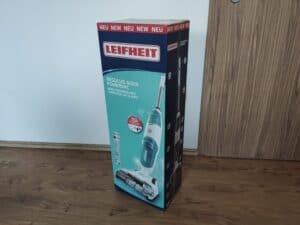 vysavač a mop Leifheit Regulus Aqua PowerVac - Obsah balení
