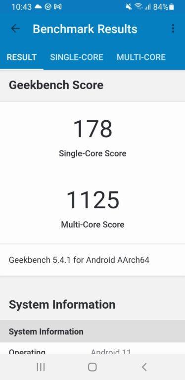Hardware a výkon Galaxy XCover 5