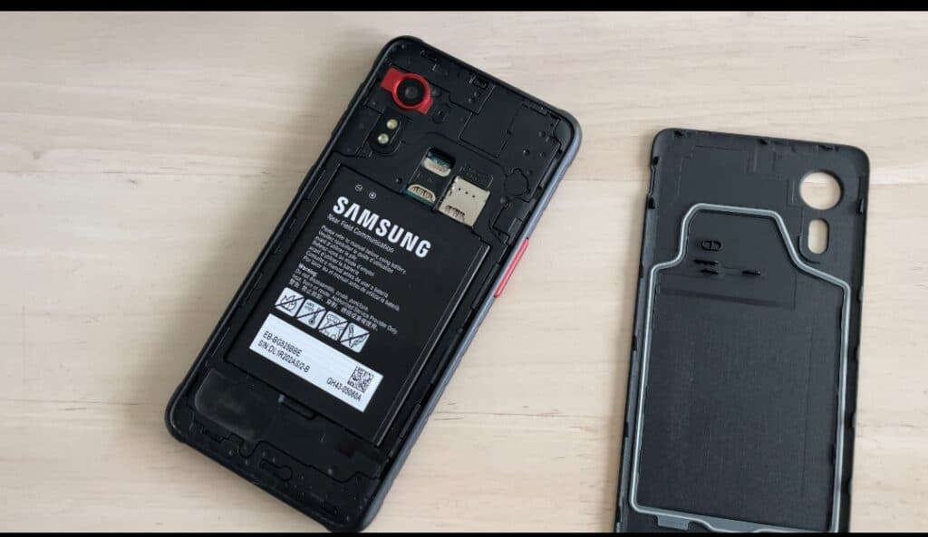 Samsung Galaxy XCover 5 baterie