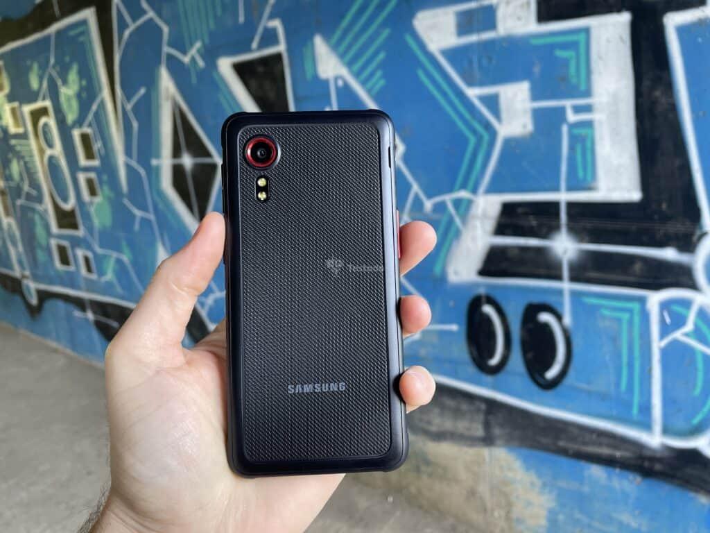 Samsung Galaxy XCover 5 test