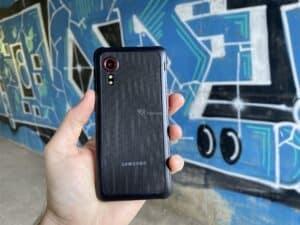 testy Samsung Galaxy XCover 5